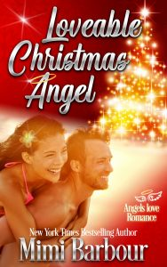 Loveable Christmas Angel by Mimi Barbour